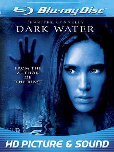 DARK WATER BY CONNELLY,JENNIFER (Blu-Ray)