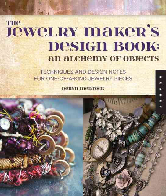 The Jewelry Maker's Design Book By Mentock, Deryn